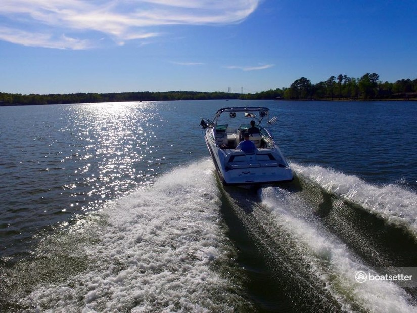 Rent a Yamaha bow rider in York, SC near me