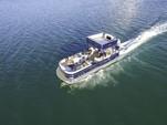 29 ft. Avalon Pontoons 27' Paradise Funship Pontoon Boat Rental Fort Myers Image 3