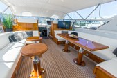 100 ft. Mangusta Custom 100' Mega Yacht Boat Rental Miami Image 4