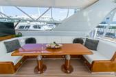 100 ft. Mangusta Custom 100' Mega Yacht Boat Rental Miami Image 6