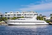 100 ft. Mangusta Custom 100' Mega Yacht Boat Rental Miami Image 1