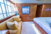 100 ft. Mangusta Custom 100' Mega Yacht Boat Rental Miami Image 12