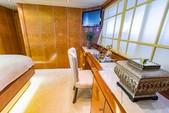 100 ft. Mangusta Custom 100' Mega Yacht Boat Rental Miami Image 11