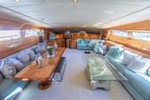 100 ft. Mangusta Custom 100' Mega Yacht Boat Rental Miami Image 2