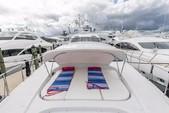 100 ft. Mangusta Custom 100' Mega Yacht Boat Rental Miami Image 9