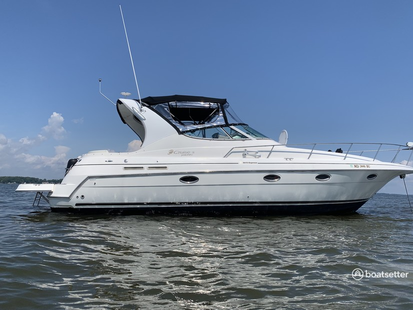 Rent a Cruisers Yachts cruiser in Essex, MD near me