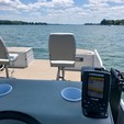 20 ft. Sun Patio Pontoons 20 Sun Dance Pontoon Boat Rental Charlotte Image 4