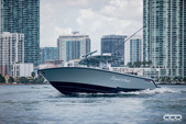 39 ft. Contender Boats 39 ST Center Console Boat Rental Miami Image 2