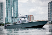 39 ft. Contender Boats 39 ST Center Console Boat Rental Miami Image 9