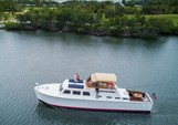 50 ft. Huckins Other Huckins Motor Yacht Boat Rental West Palm Beach  Image 18