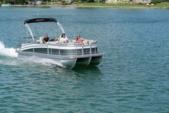 25 ft. Berkshire Pontoons 250E STS Pontoon Boat Rental Tampa Image 1