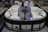 25 ft. Berkshire Pontoons 250E STS Pontoon Boat Rental Tampa Image 2
