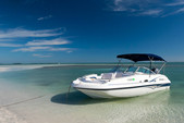 23 ft. Hurricane SD237 Deck Boat Boat Rental Tampa Image 1