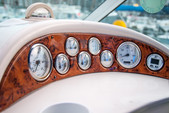 28 ft. Larson Boats 274 Cabrio Mid-Cabin Express Cruiser Boat Rental Boston Image 10