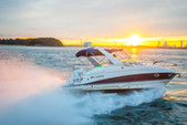 28 ft. Larson Boats 274 Cabrio Mid-Cabin Express Cruiser Boat Rental Boston Image 15