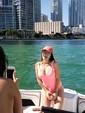 21 ft. Yamaha 212X  Jet Boat Boat Rental Miami Image 5