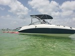 23 ft. Yamaha AR230 HO  Cruiser Boat Rental Miami Image 5