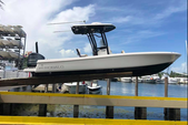 25 ft. Robalo 246 Cayman Center Console Boat Rental Miami Image 5