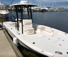25 ft. Robalo 246 Cayman Center Console Boat Rental Miami Image 3