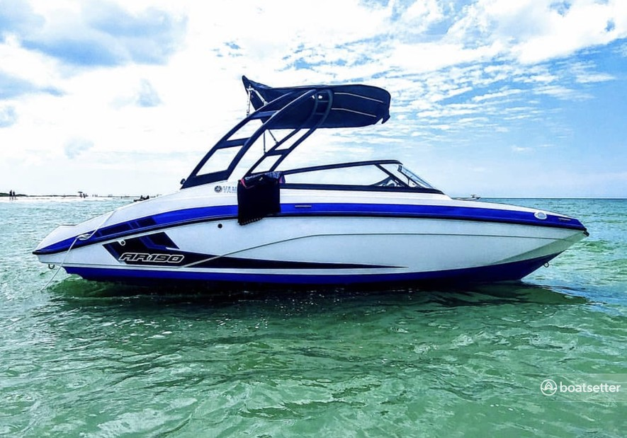 Rent a Yamaha jet boat in Middleburg, FL near me