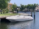 24 ft. Hurricane Boats SD 237 Deck Boat Boat Rental Miami Image 11