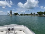 24 ft. Hurricane Boats SD 237 Deck Boat Boat Rental Miami Image 1