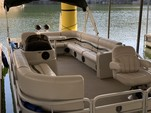 22 ft. Explorer Boats 220 Tunnel Vee Pontoon Boat Rental Austin Image 3