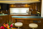 65 ft. 65V Princess Motor Yacht Boat Rental Miami Image 19