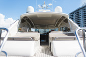65 ft. 65V Princess Motor Yacht Boat Rental Miami Image 28