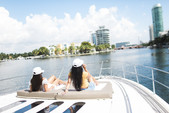 65 ft. 65V Princess Motor Yacht Boat Rental Miami Image 29