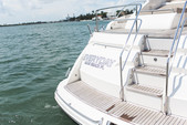65 ft. 65V Princess Motor Yacht Boat Rental Miami Image 31
