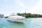 65 ft. 65V Princess Motor Yacht Boat Rental Miami Image 33