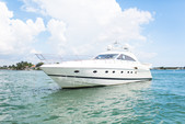 65 ft. 65V Princess Motor Yacht Boat Rental Miami Image 34