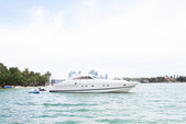 65 ft. 65V Princess Motor Yacht Boat Rental Miami Image 36