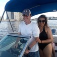 21 ft. Regal Boats 2100 Bow Rider Boat Rental Miami Image 12