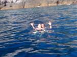 28 ft. ATLANTIS GOBBI 25 CABIN YACHT Cruiser Boat Rental Capri Image 16
