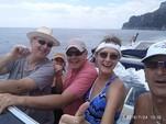 28 ft. ATLANTIS GOBBI 25 CABIN YACHT Cruiser Boat Rental Capri Image 21