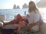 28 ft. ATLANTIS GOBBI 25 CABIN YACHT Cruiser Boat Rental Capri Image 22
