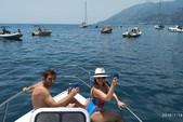 28 ft. ATLANTIS GOBBI 25 CABIN YACHT Cruiser Boat Rental Capri Image 23
