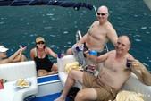 28 ft. ATLANTIS GOBBI 25 CABIN YACHT Cruiser Boat Rental Capri Image 24