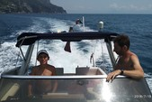 28 ft. ATLANTIS GOBBI 25 CABIN YACHT Cruiser Boat Rental Capri Image 26