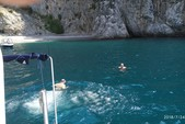 28 ft. ATLANTIS GOBBI 25 CABIN YACHT Cruiser Boat Rental Capri Image 28