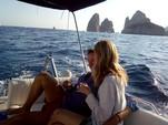 28 ft. ATLANTIS GOBBI 25 CABIN YACHT Cruiser Boat Rental Capri Image 31