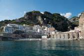 28 ft. ATLANTIS GOBBI 25 CABIN YACHT Cruiser Boat Rental Capri Image 32