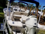 18 ft. Carolina Skiff JVX 18 Center Console Skiff Boat Rental Orlando-Lakeland Image 2