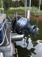 22 ft. Godfrey Marine Sweetwater 200-4 Triple Tube Pontoon Boat Rental Washington DC Image 1