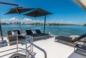 110 ft. Horizon  110 Motor Yacht Boat Rental Miami Image 4
