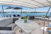 110 ft. Horizon  110 Motor Yacht Boat Rental Miami Image 5