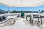 110 ft. Horizon  110 Motor Yacht Boat Rental Miami Image 7
