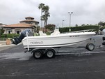 19 ft. Robalo 190 W/150 4-S Center Console Boat Rental Los Angeles Image 2